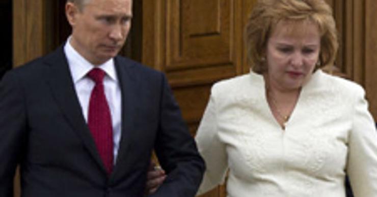 Владимир Путин официально разведен