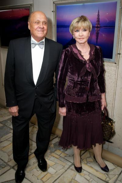 Супруги вместе более 50-ти лет