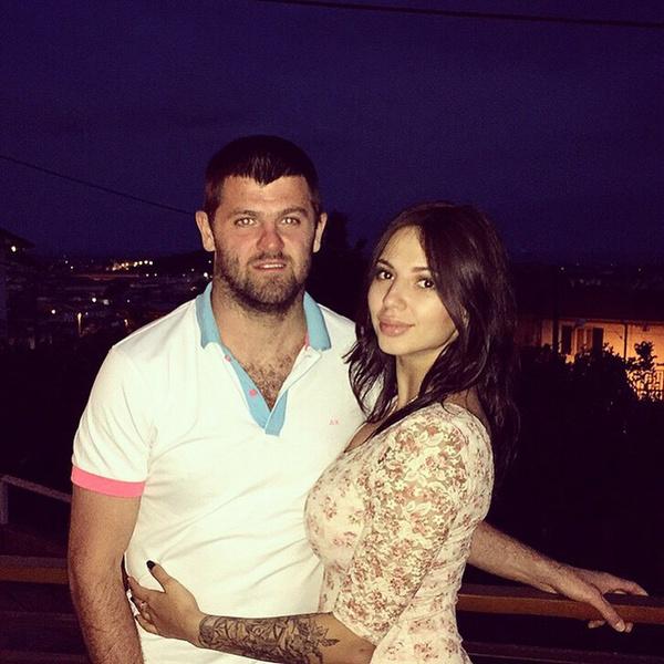 Радулов и Дмитриева развелись в 2017-ом