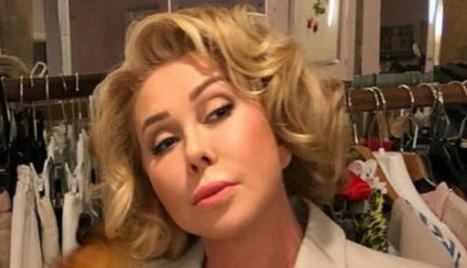 У дочери Любови Успенской началось заражение крови после двух операций