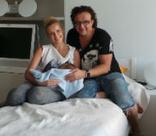 Рома Жуков стал отцом в седьмой раз