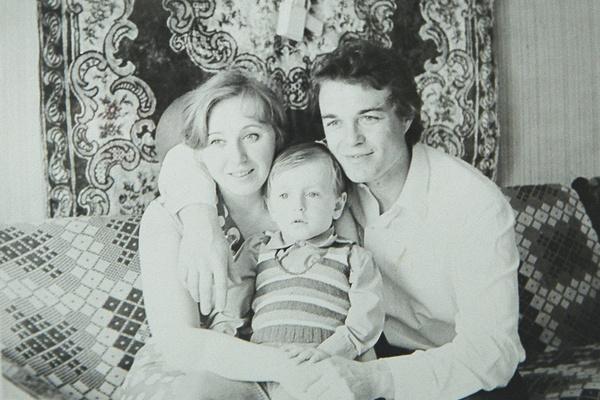 Сергей Безруков с детства восхищался работой отца
