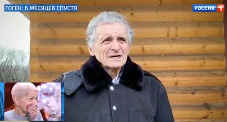 Владимир признается в чувствах Екатерине