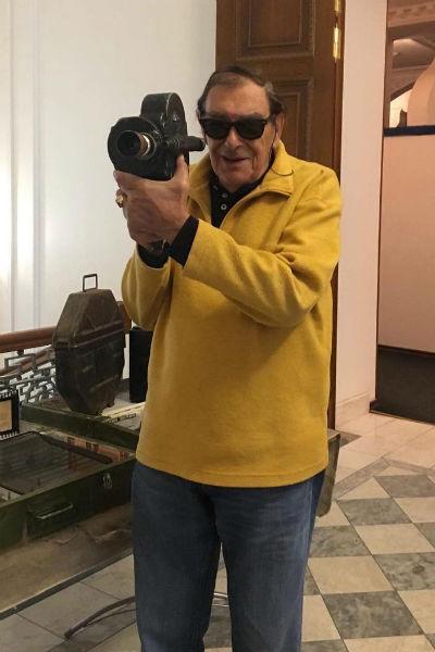 Анатолий Мукасей начал работать оператором еще в 1964 году