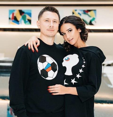 Тимур Батрутдинов и Ольга Бузова