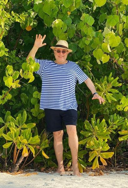 В отпуск шоумен отправился без маленького сына