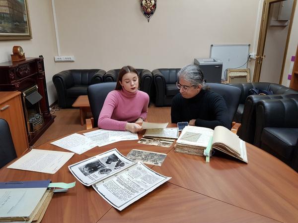 С Машей правнук Сталина познакомился в прошлом году