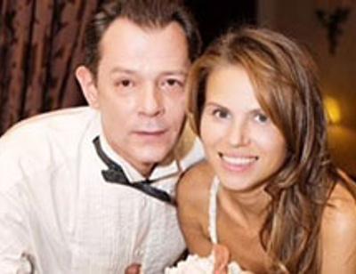 Беременная жена Вадима Казаченко познакомилась с будущим малышом