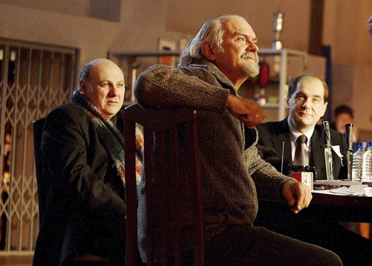 Сергей Газаров снимался во многих фильмах и играл в спектаклях
