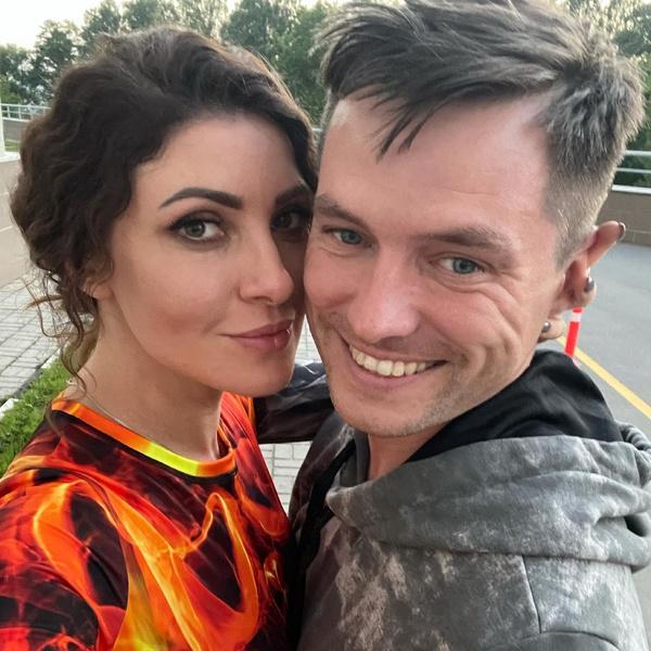 Анастасия Макеева с новым мужем Романом Мальковым