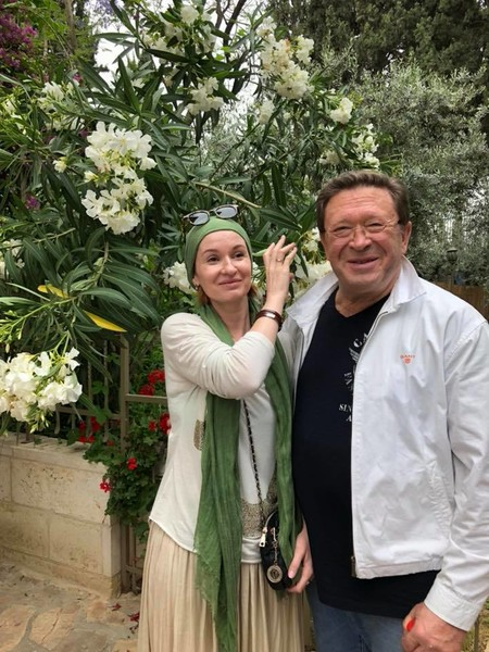 Наталья Мамонова моложе Георгия Мартиросяна более чем на 20 лет