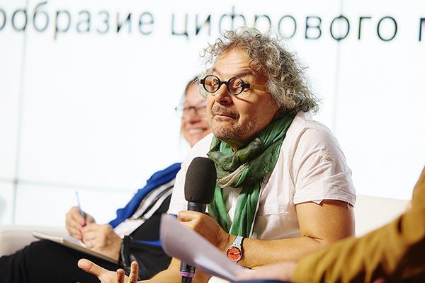 Спикер фестиваля прошлого года — швейцарский режиссер Даниэле Финци Паска