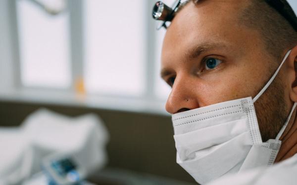 Антон внимателен к своим пациентам