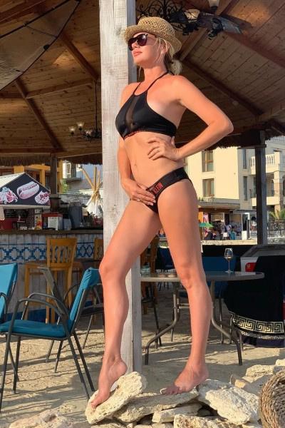 Анастасия Трегубова быстро похудела после родов