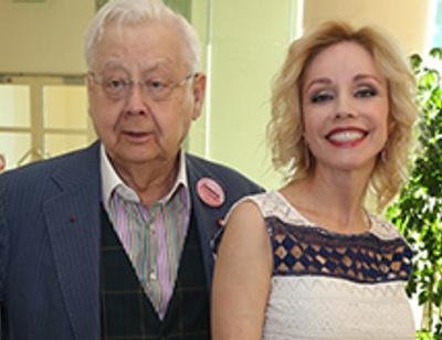 Олег Табаков рассказал о разногласиях с женой