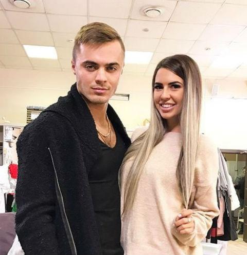 Алексей Купин и Майя Донцова