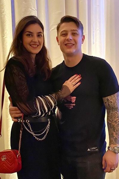 Сын Стаса Михайлова сделал предложение любимой девушке