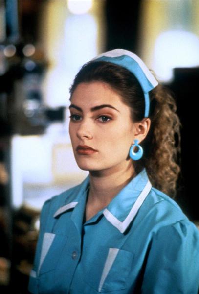 Шелли Джонсон считалась одной из главных красавиц сериала