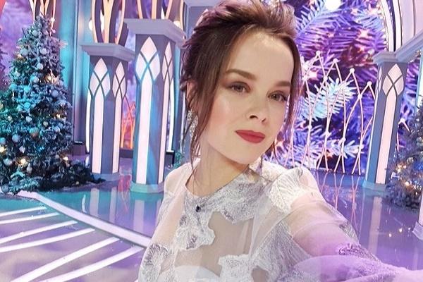 Наталия Медведева продолжила актерскую карьеру