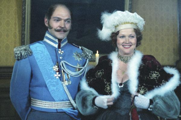 Алексей Жарков женился один раз и навсегда