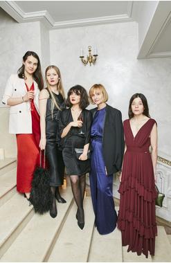 Fashion-команда Marie Claire