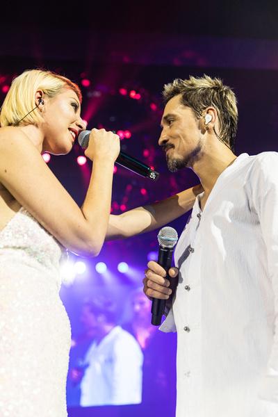 Билан исполнил новый хит с Polina