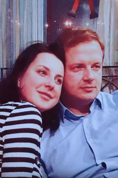 Спортсменка вместе с мужем и детьми живет в Подмосковье