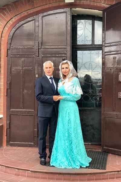 Юрий и Ирина поженились в 1985 году