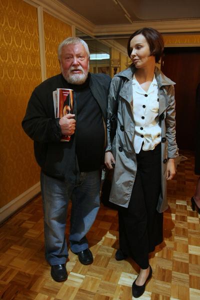 Сергей Соловьев и Татьяна Друбич сохранили хорошие отношения после развода