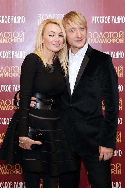 Яна и Евгений поженились в 2009-ом