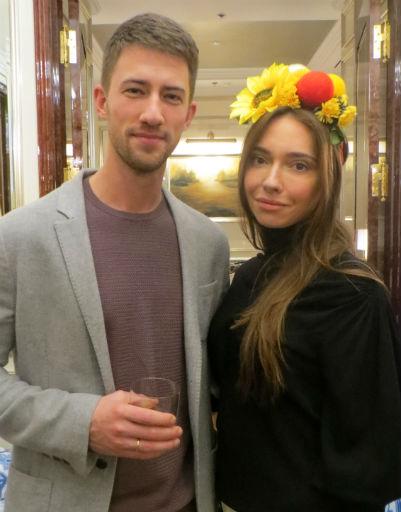 Илья Луценко и Нелли Хайруллина