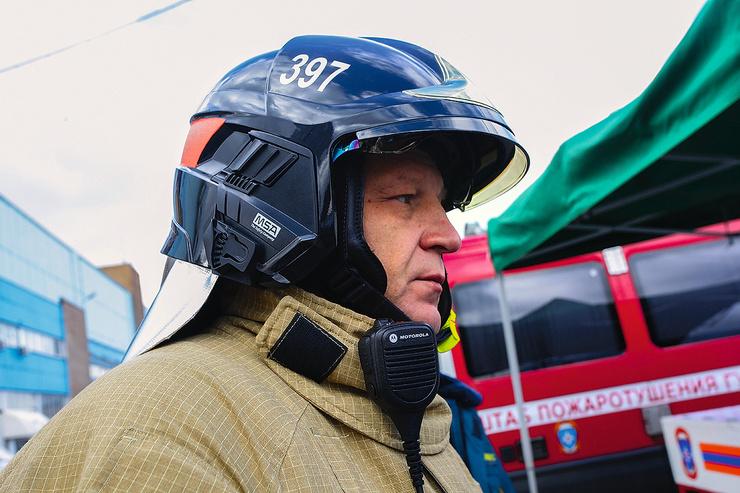 Сергей проработал спасателем 20 лет