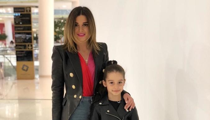 Дочь Ксении Бородиной стала моделью в Дубае