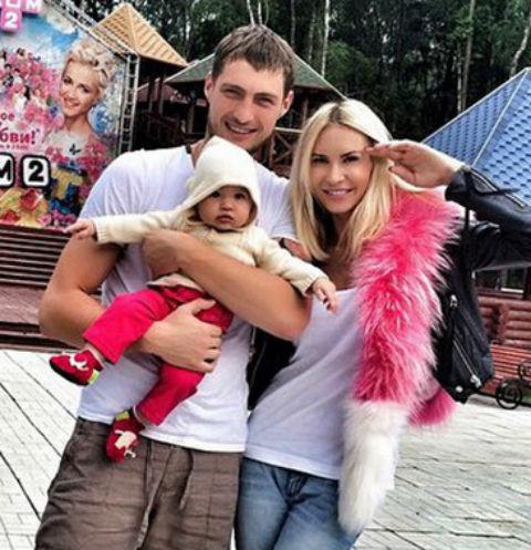 Элина Камирен боится, что Александр Задойнов похитит ее ребенка