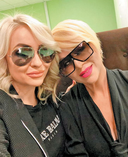 Обнародованы угрозы вдовца Валентины Легкоступовой в адрес ее дочери