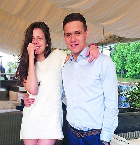 Никита Зайцев и Маргарита Готовцева прожили около пяти лет