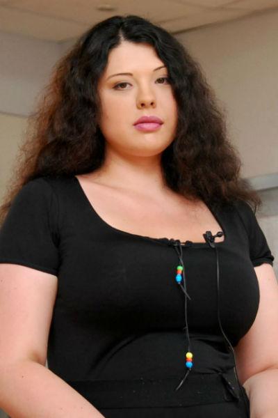 Инна прославилась, когда еще страдала от избыточного веса