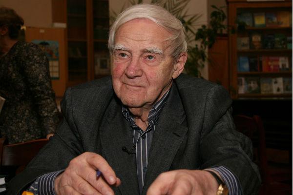 Гранин - обладатель Государственной премии