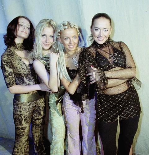 Группа «Блестящие»