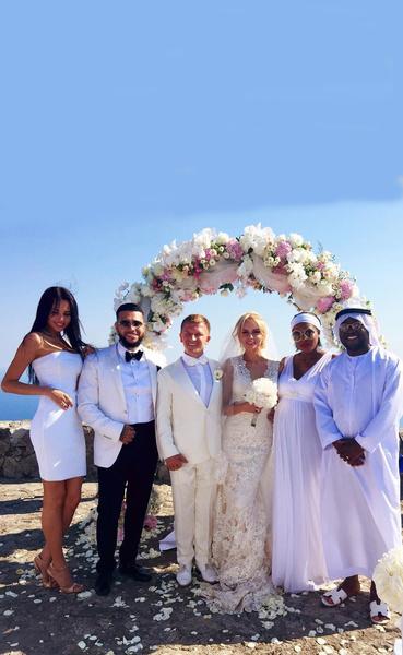 В 2015 году Паша и Ханна поженились