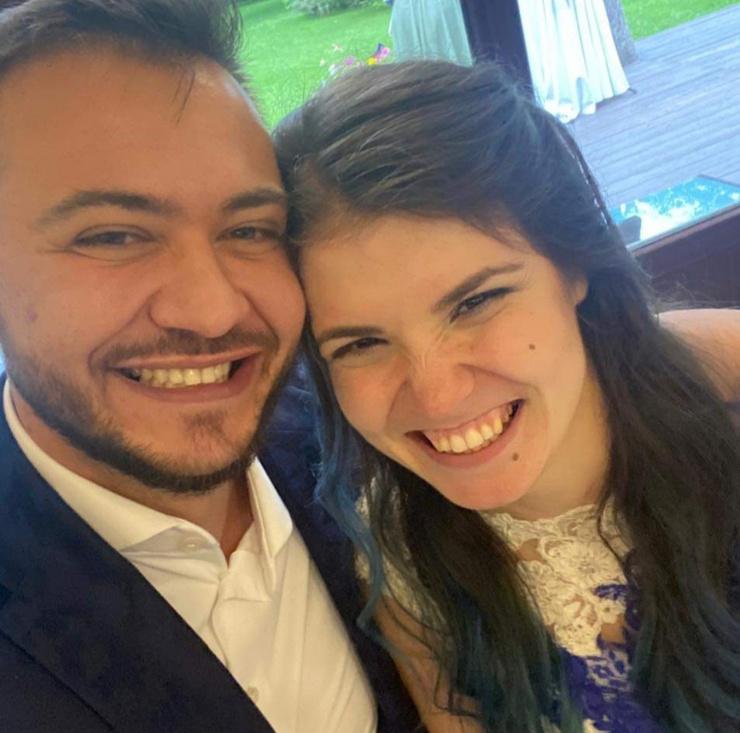 Супруги поженились летом 2020-го