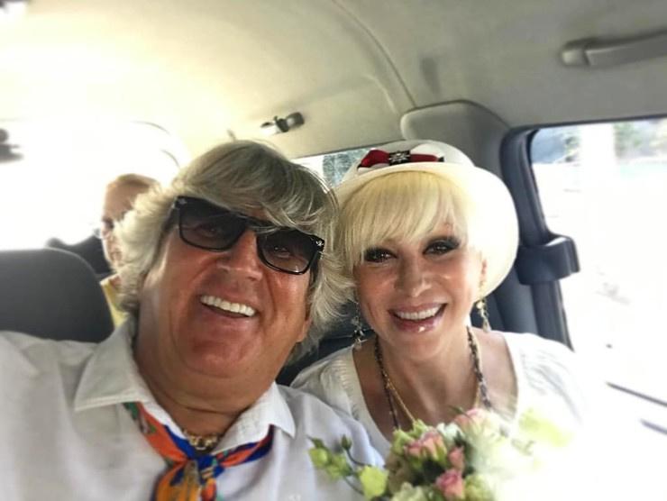 Перед смертью певица вновь вышла замуж