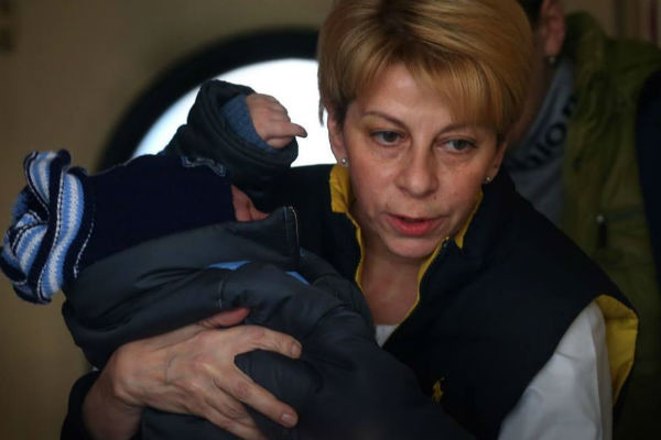 Совсем недавно Доктор Лиза заявляла о намерении лететь в Сирию и признавалась: никто не может быть уверен, что вернется оттуда живым