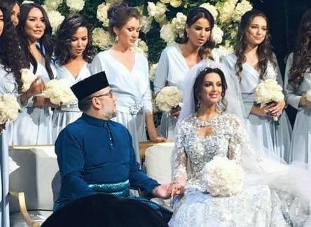 «Мисс Москва» и бывший король Малайзии ждут ребенка