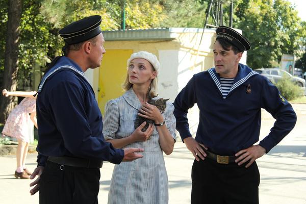 Екатерина Вилкова исполнила роль Елены