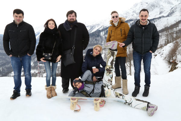Нико Неман, Татьяна Ширко, Шариф, Алина Гросу, Данил Буранов, Николай Тимохин и Ромади
