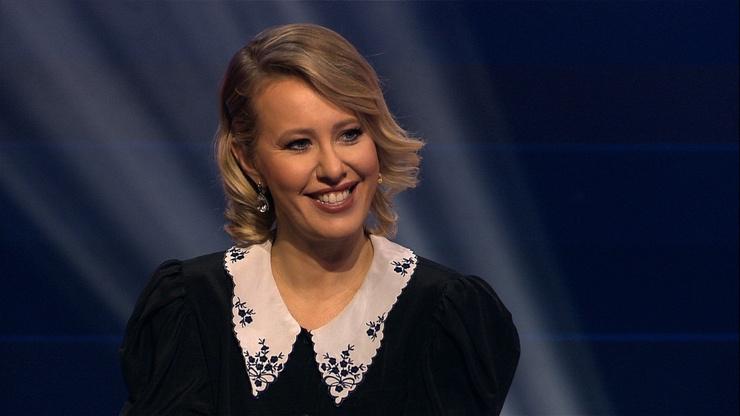 Ксения Собчак раньше уже участвовала в интеллектуальном телешоу