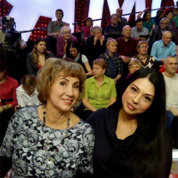 Лариса Копенкина произвела на Инну Воловичеву неизгладимое впечатление