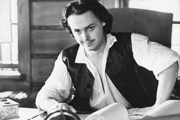 Golub's first love was Dmitry Zolotukhin