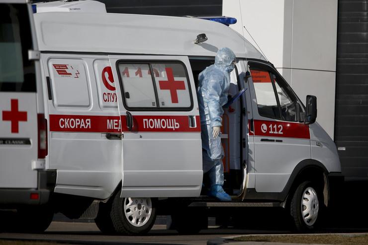 В России количество зараженных вирусом стремительно растет